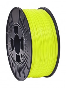 Filament Nebula ABS 702 Yellow Fluo 1kg